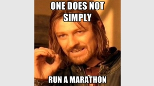 one-does-not-simply marathon